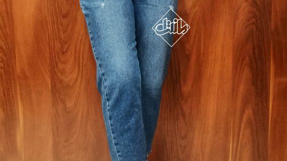 شلوارجین مام فیت دخترانه – مام جین زنانه – شلوار جین مام استایل خرید آنلاین قیمت مناسب